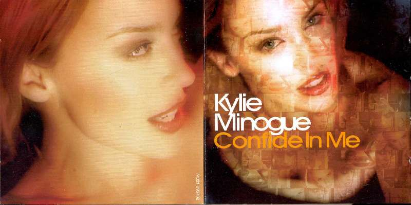 KYLIE MINOGUE CONFIDE IN ME CD