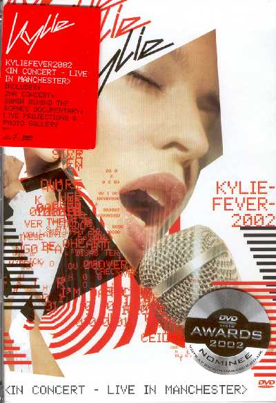KYLIE MINOGUE FEVER 2002