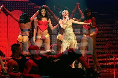 KYLIE SHOWGIRL TOUR
