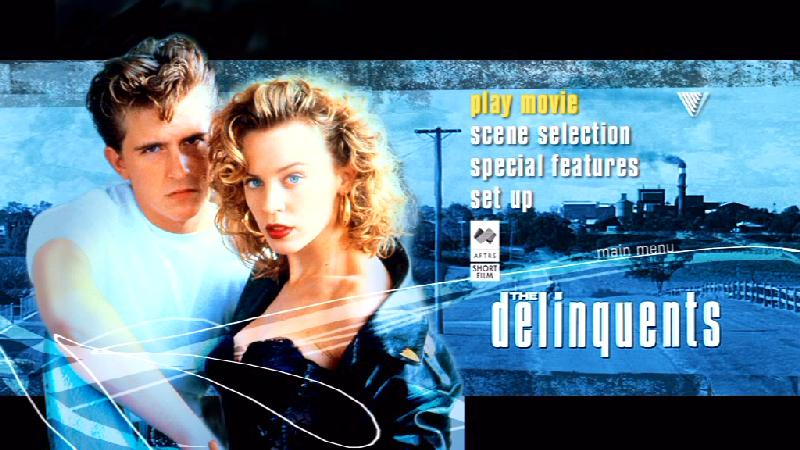 KYLIE MINOGUE THE DELINQUENTS