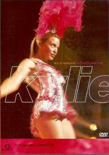 KYLIE MINOGUE INTIMATE AND LIVE