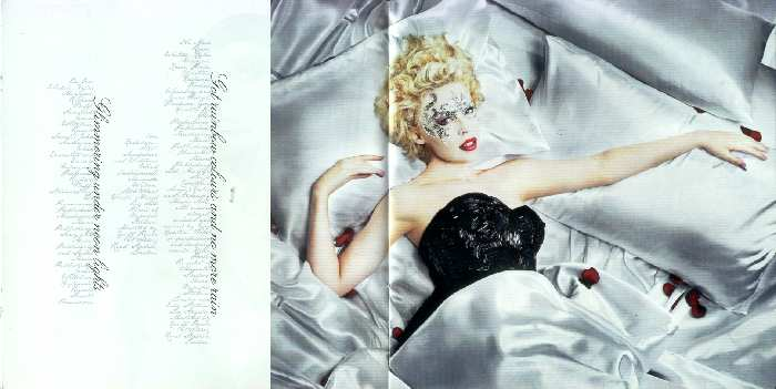 KYLIE MINOGUE 'X'