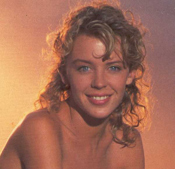 KYLIE MINOGUE 1989