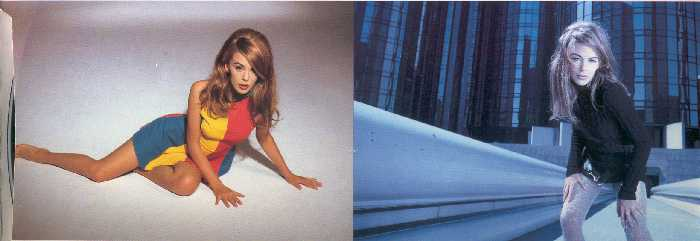 Kylie Minogue. Step Back In Time